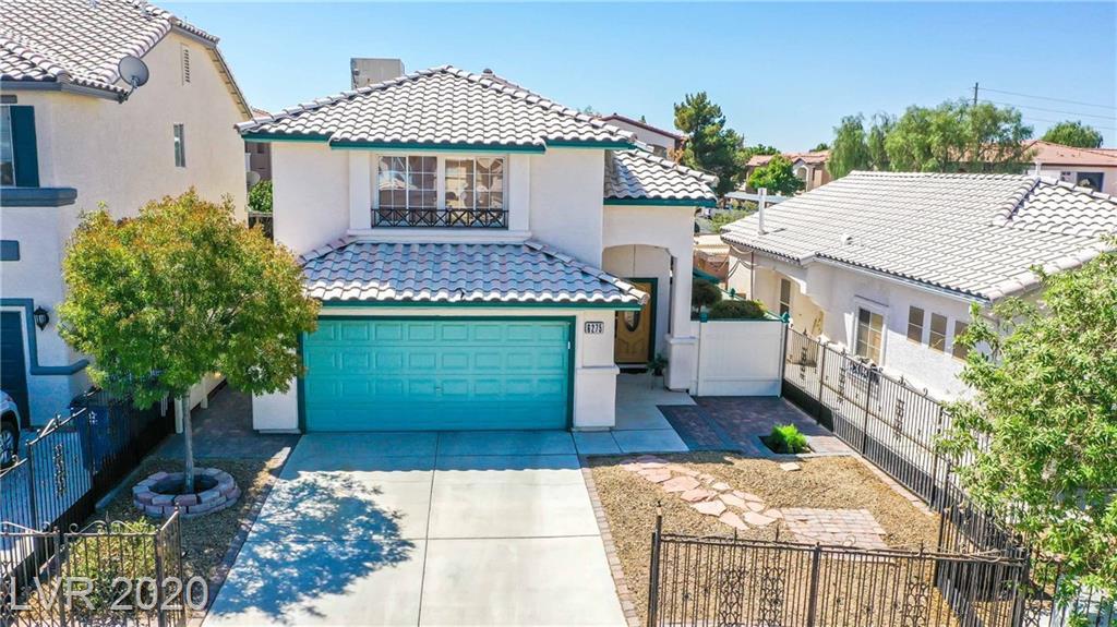 6275 Allspice Court Property Photo - Las Vegas, NV real estate listing