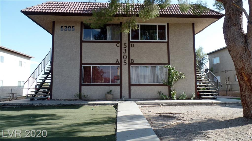 5305 Redberry Street Property Photo - Las Vegas, NV real estate listing