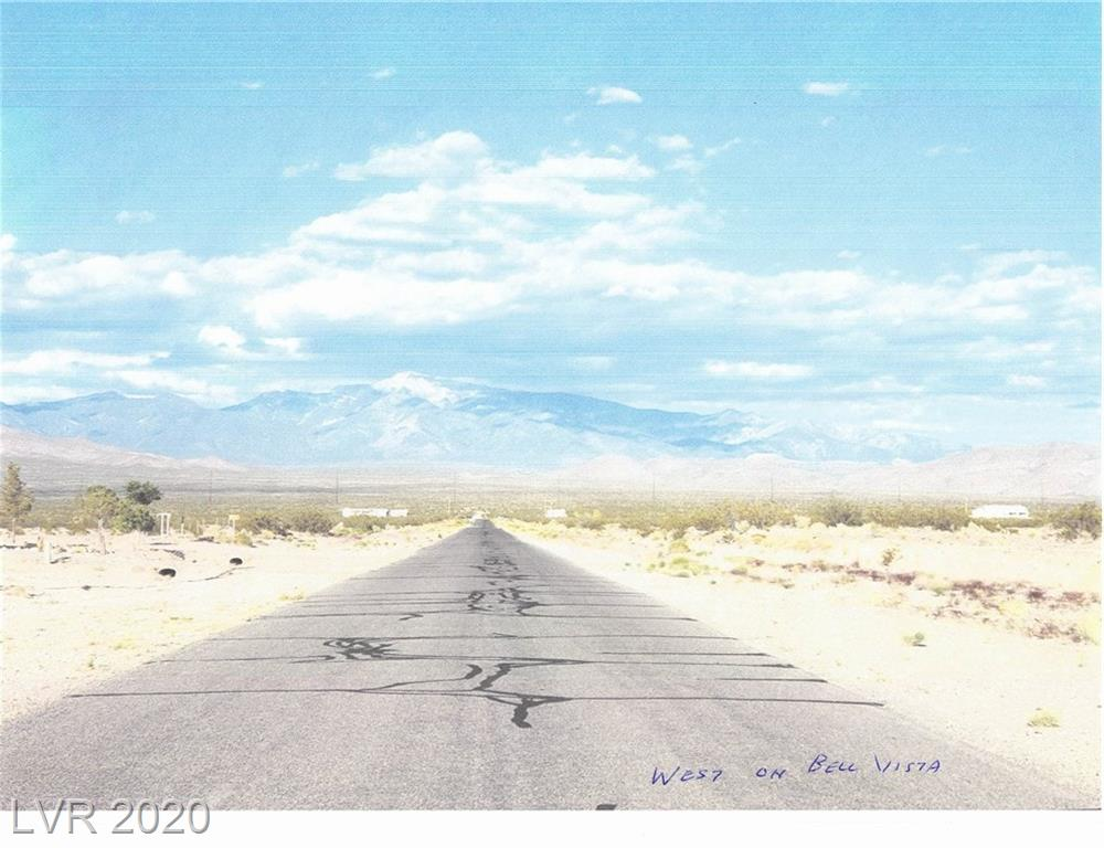 1131 Bell Vista Avenue Property Photo - Pahrump, NV real estate listing
