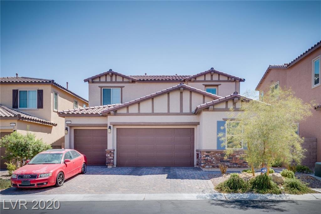 9649 Aqua Harbor Way Property Photo - Las Vegas, NV real estate listing