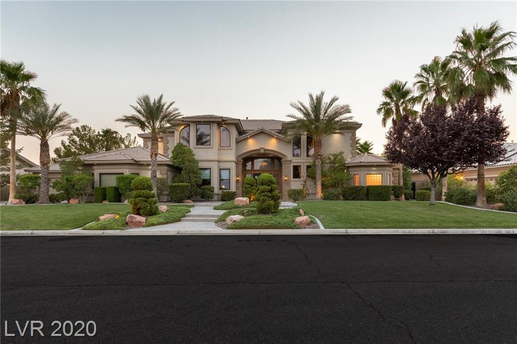 2101 Bogart Court Property Photo - Las Vegas, NV real estate listing