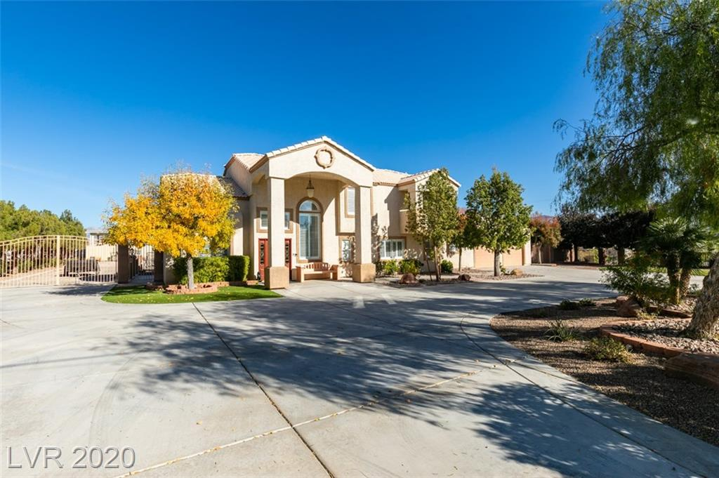 8630 Rocky Avenue Property Photo - Las Vegas, NV real estate listing