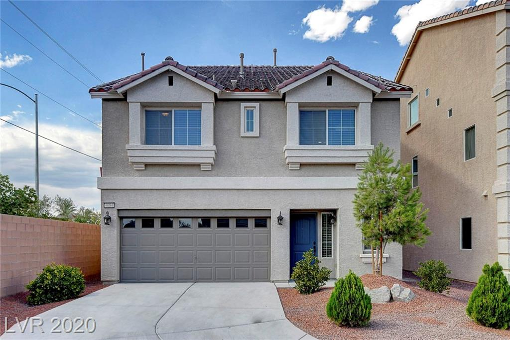 6084 Gordon Creek Avenue Property Photo - Las Vegas, NV real estate listing