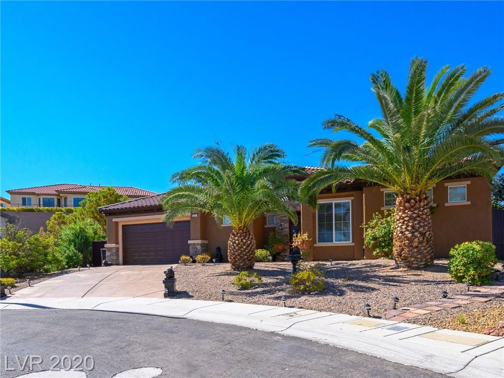 2201 Hudson Falls Court Property Photo - Henderson, NV real estate listing