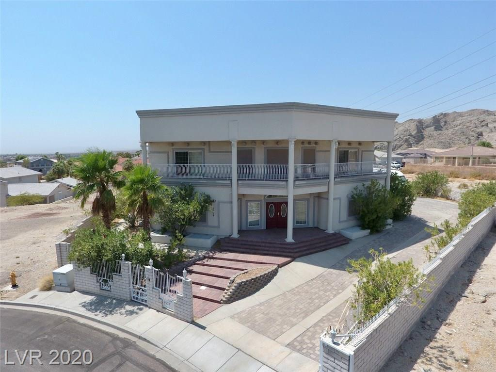 3629 Catalina Drive Property Photo - Laughlin, NV real estate listing