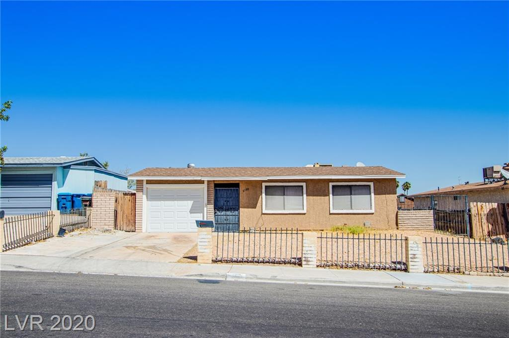6188 Gunderson Boulevard Property Photo - Las Vegas, NV real estate listing