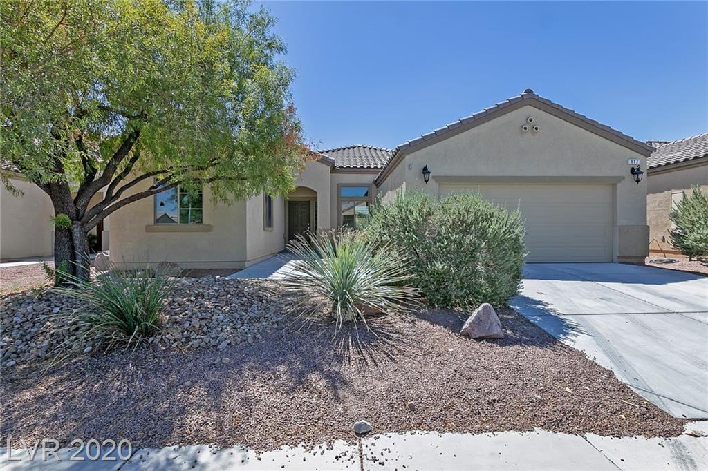 917 Bobby Pollard Avenue Property Photo - North Las Vegas, NV real estate listing