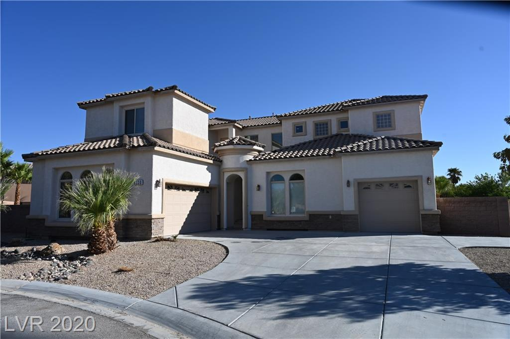 6330 Bellisima Street Property Photo - Las Vegas, NV real estate listing
