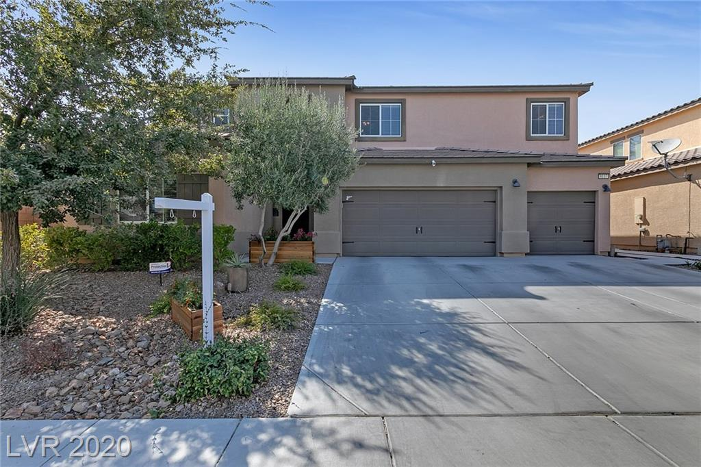 8117 Sapphire Sea Street Property Photo - North Las Vegas, NV real estate listing