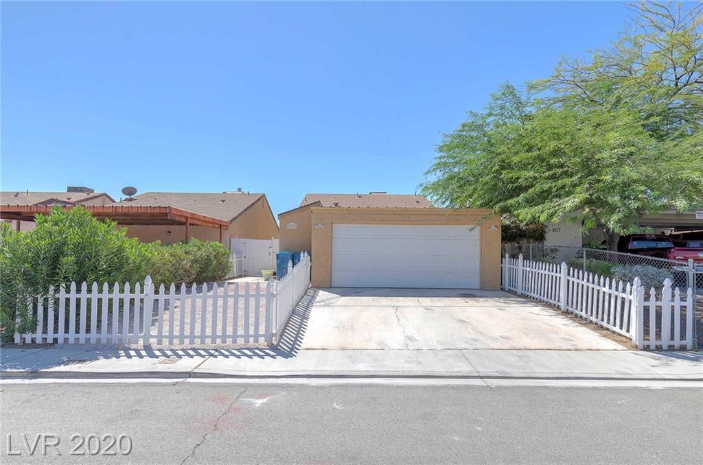 3623 Whispring Native Court Property Photo - Las Vegas, NV real estate listing
