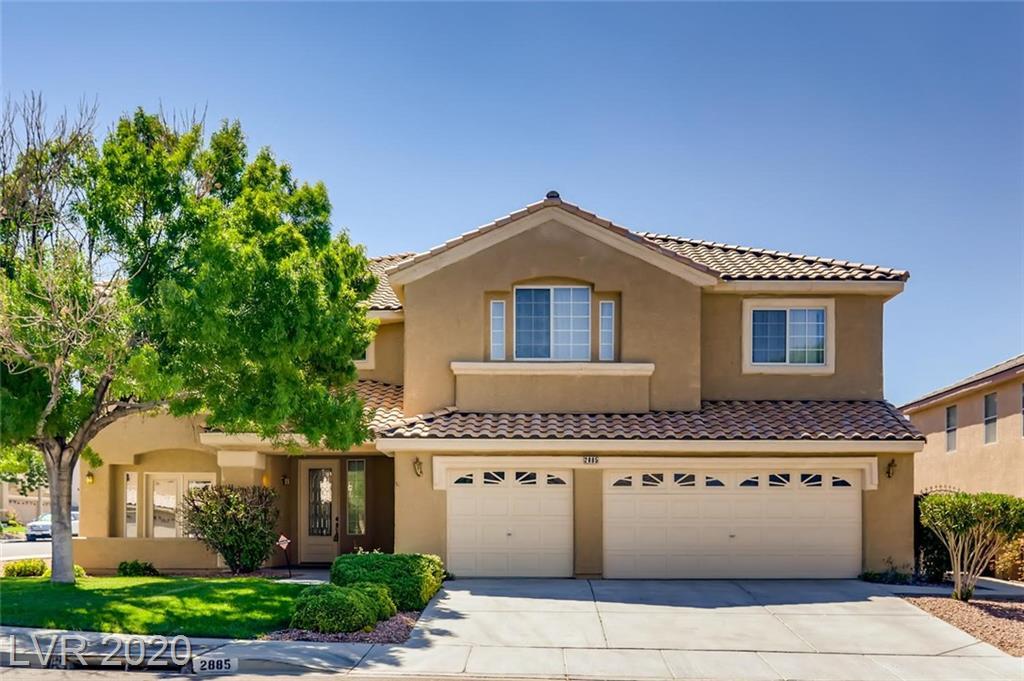 2885 Sunlit Glade Avenue Property Photo