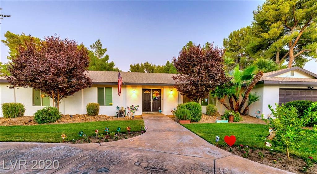 221 Campbell Drive Property Photo - Las Vegas, NV real estate listing