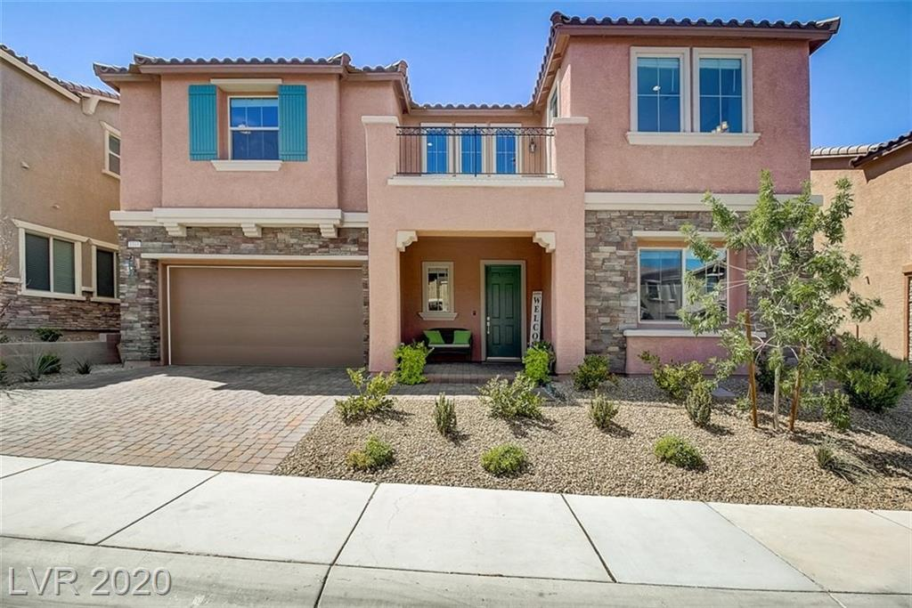 1165 Pandora Canyon Street Property Photo - Henderson, NV real estate listing