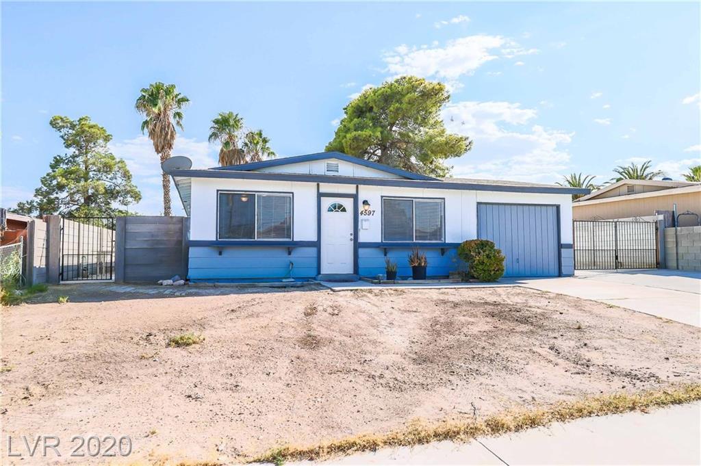 4597 Scott Avenue Property Photo - Las Vegas, NV real estate listing