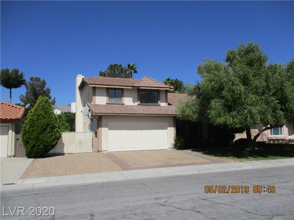 2817 Quail Lakes Court Property Photo - Las Vegas, NV real estate listing