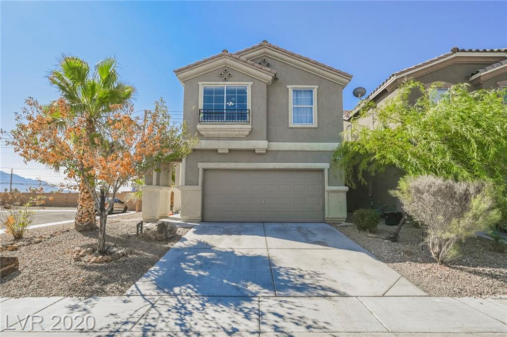4635 Chanted Heart Avenue Property Photo - Las Vegas, NV real estate listing