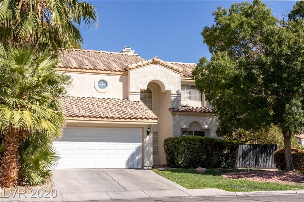 2746 Wentworth Circle Property Photo - Las Vegas, NV real estate listing