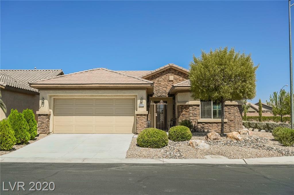 6172 Canter Glen Avenue Property Photo - Las Vegas, NV real estate listing