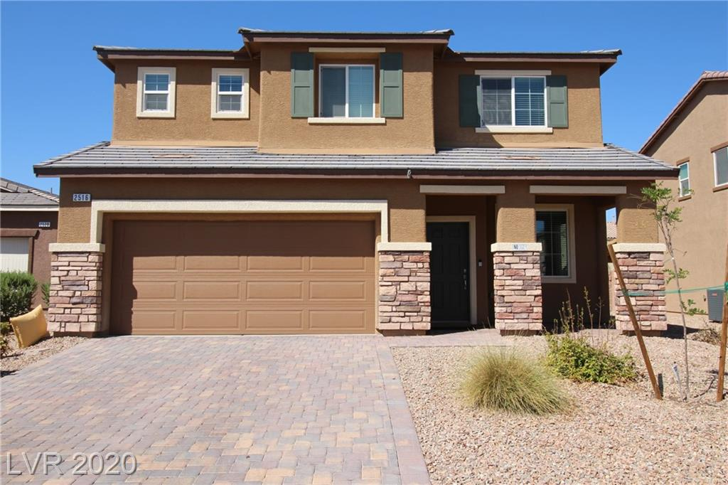 2516 Endearing Court Property Photo - North Las Vegas, NV real estate listing