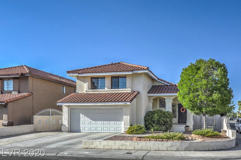 9000 Pebble Shore Court Property Photo - Las Vegas, NV real estate listing