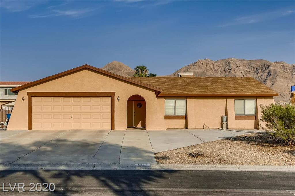 1486 Suntan Circle Property Photo - Las Vegas, NV real estate listing