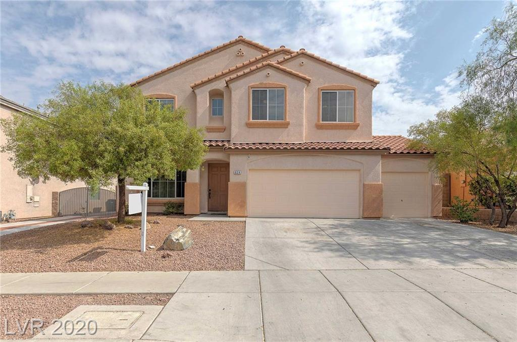 624 Blue Crystal Creek Road Property Photo - Henderson, NV real estate listing