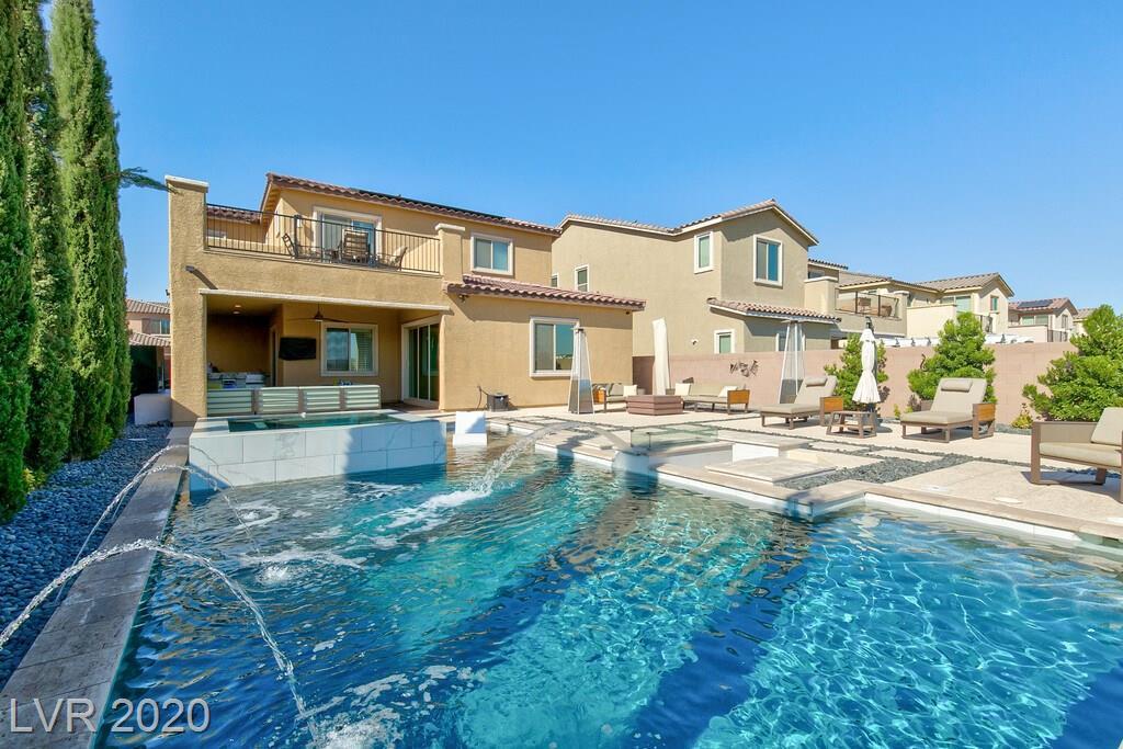 9633 Starfish Reef Way Property Photo - Las Vegas, NV real estate listing
