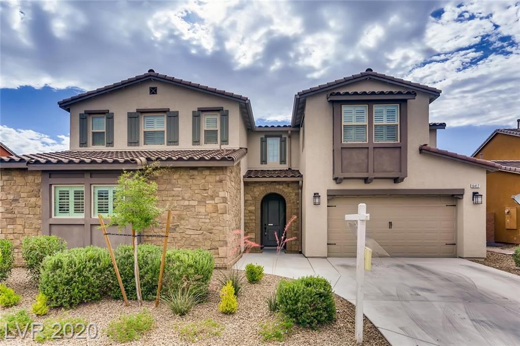 6417 Powder Creek Street Property Photo - North Las Vegas, NV real estate listing
