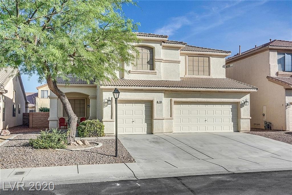 7520 Coral River Drive Property Photo - Las Vegas, NV real estate listing