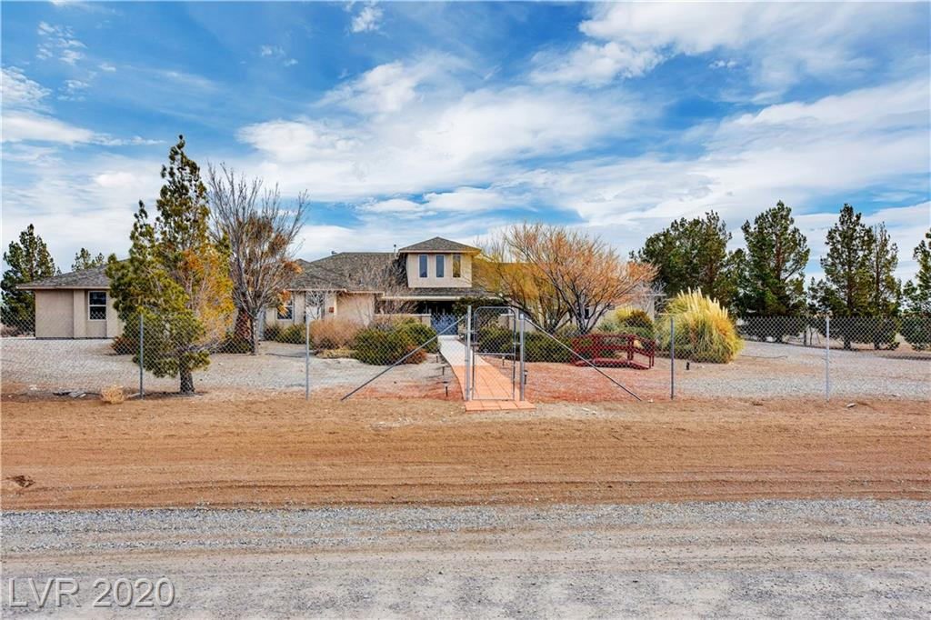 3151 S Jollie Way Property Photo - Pahrump, NV real estate listing