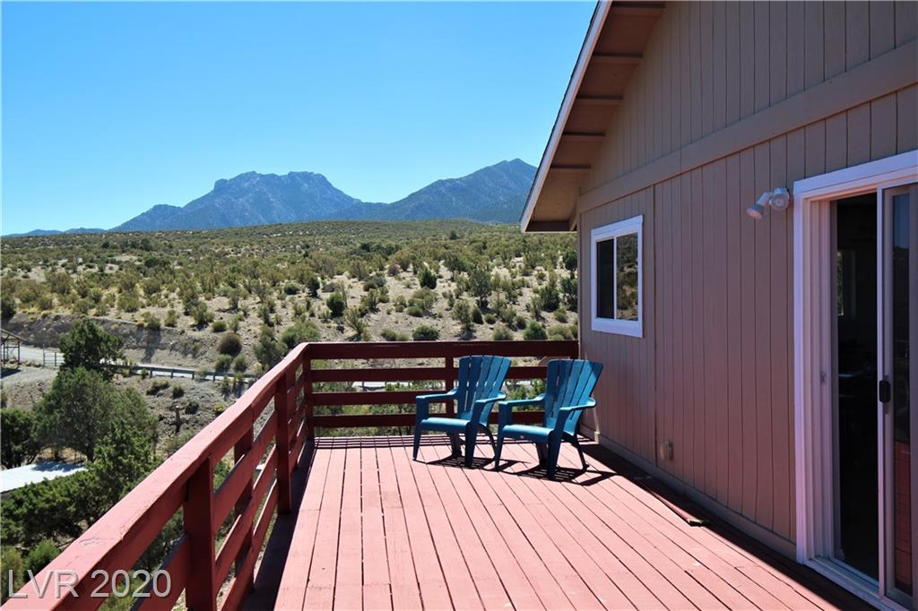 100 Moose Lake Avenue Property Photo - Cold Creek, NV real estate listing