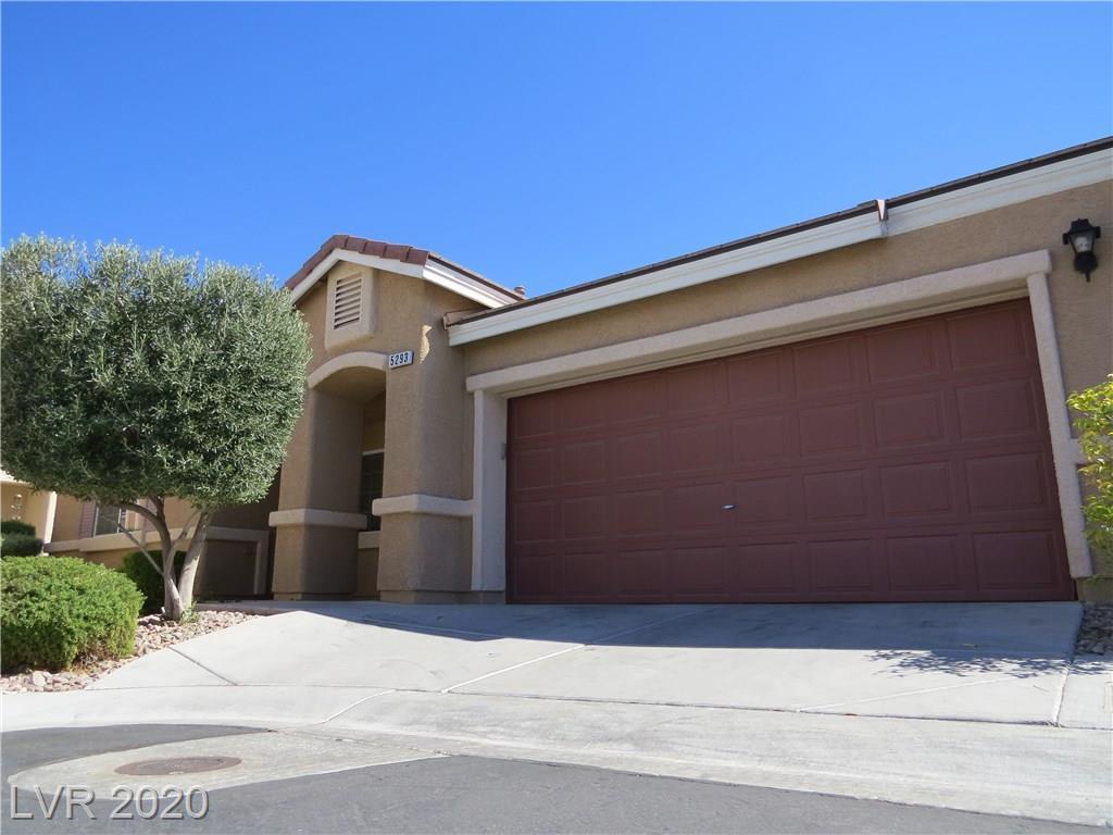 5293 Sand Dollar Avenue Property Photo - Las Vegas, NV real estate listing
