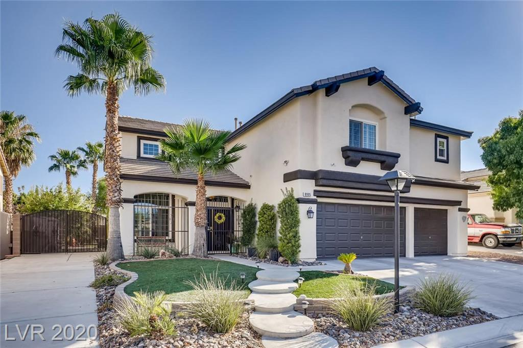 8905 Arabian Filly Avenue Property Photo - Las Vegas, NV real estate listing