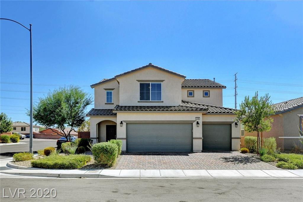 5108 Granite Basin Street Property Photo - North Las Vegas, NV real estate listing