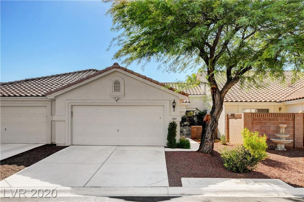 3749 Point Sublime Street Property Photo - Las Vegas, NV real estate listing