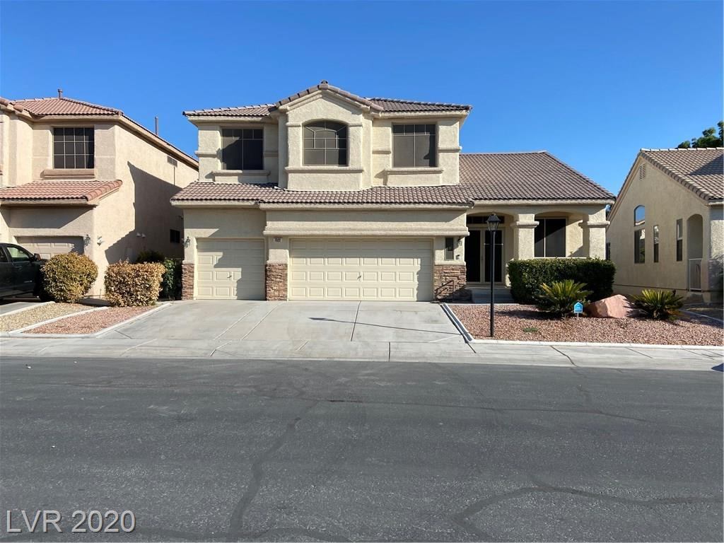 7522 Trickling Wash Drive Property Photo - Las Vegas, NV real estate listing