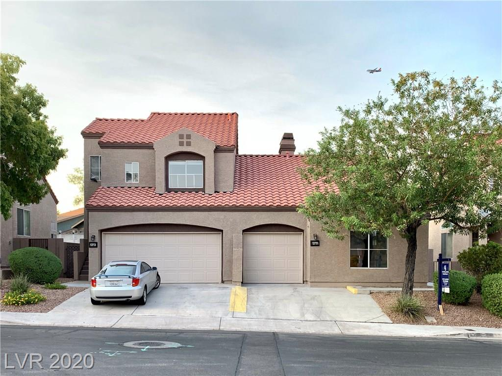 1707 Comstock Drive Property Photo - Henderson, NV real estate listing