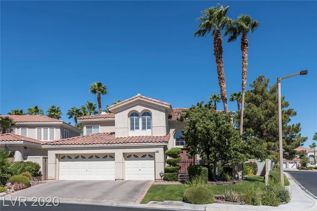 8300 Arroyo Justin Avenue Property Photo - Las Vegas, NV real estate listing