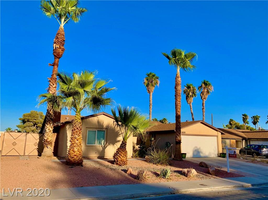 3698 Rawhide Court Property Photo - Las Vegas, NV real estate listing