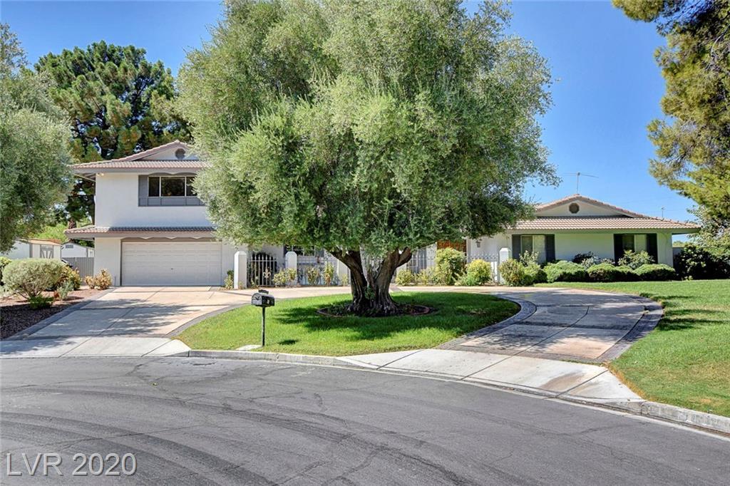 120 Rosemary Lane Property Photo - Las Vegas, NV real estate listing