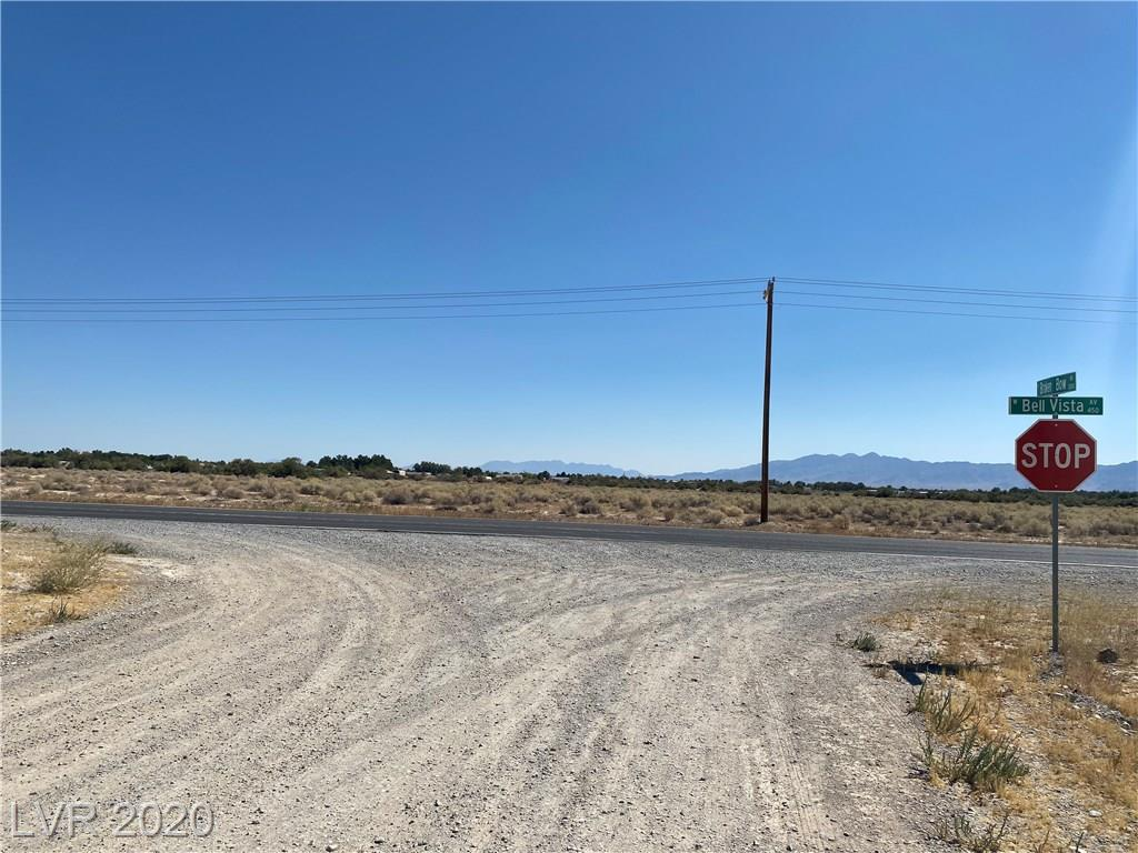 451 W Bell Vista Avenue Property Photo - Pahrump, NV real estate listing