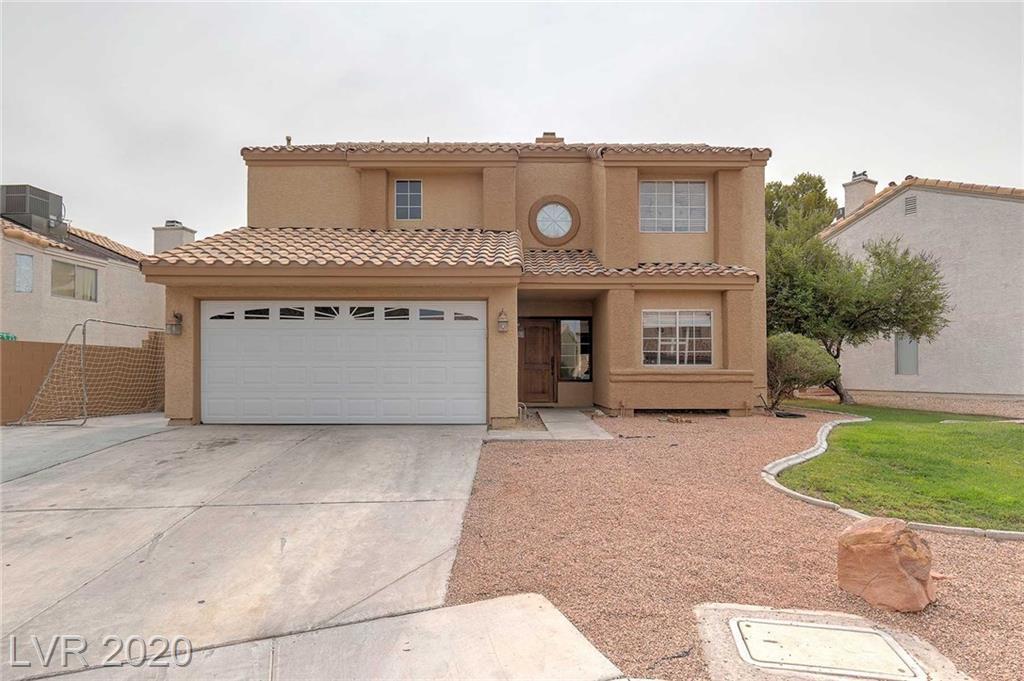 2726 Wentworth Circle Property Photo - Las Vegas, NV real estate listing