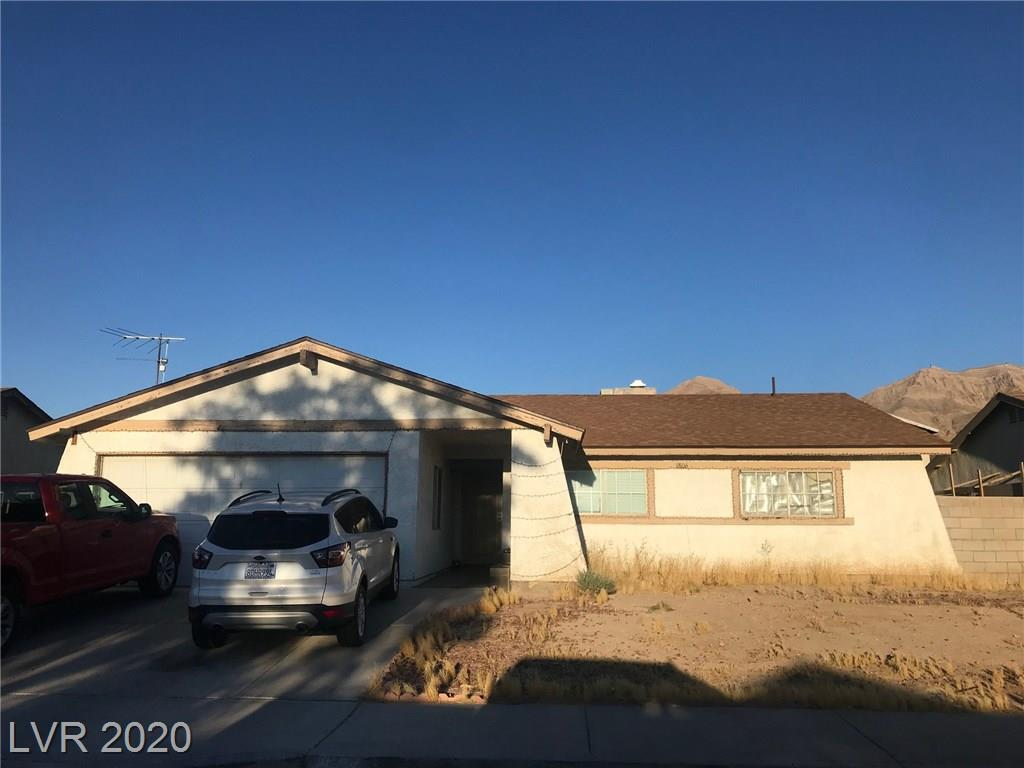 1806 Green Acres Avenue Property Photo - Las Vegas, NV real estate listing