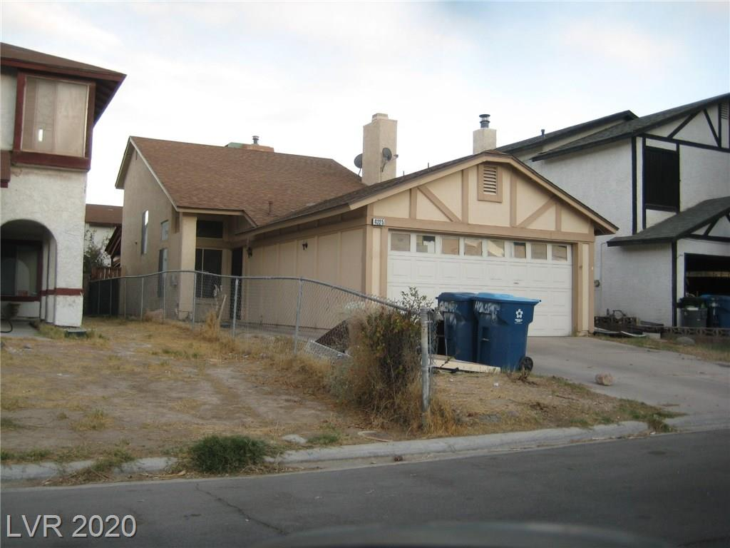 4225 Pasternak Drive Property Photo - Las Vegas, NV real estate listing