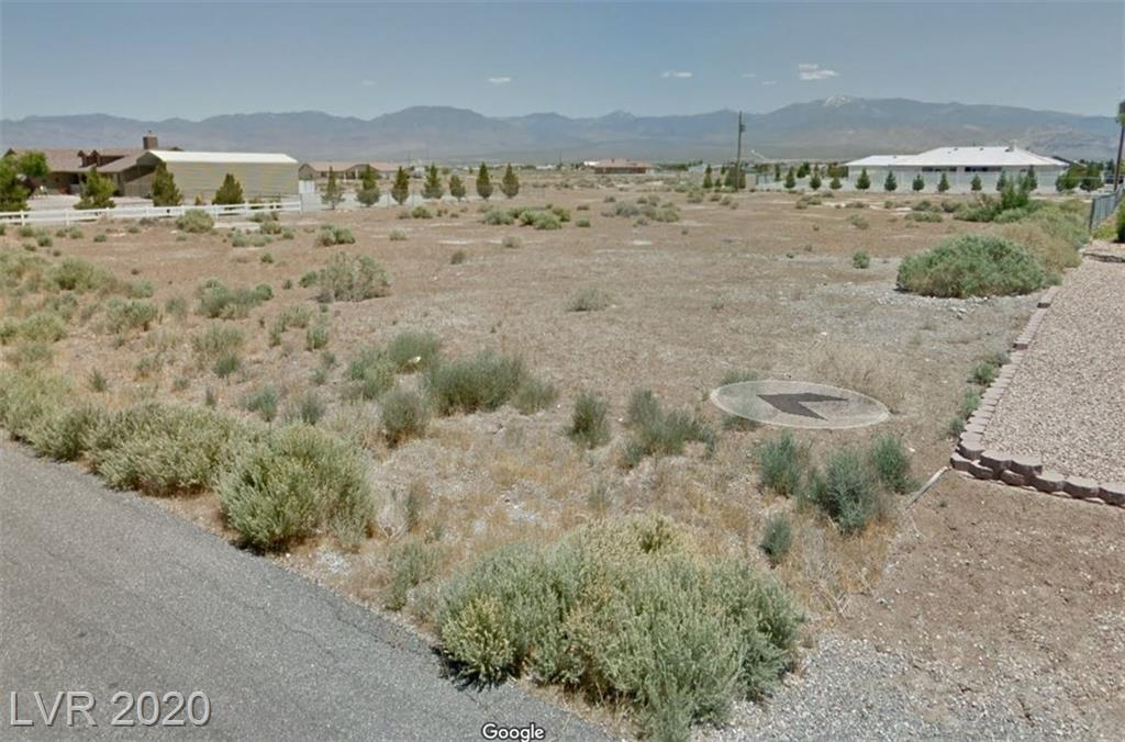 2140 Zephyr Avenue Property Photo - Pahrump, NV real estate listing