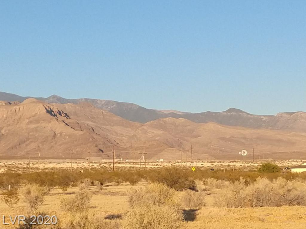 2800 Oakleaf Avenue Property Photo - Pahrump, NV real estate listing