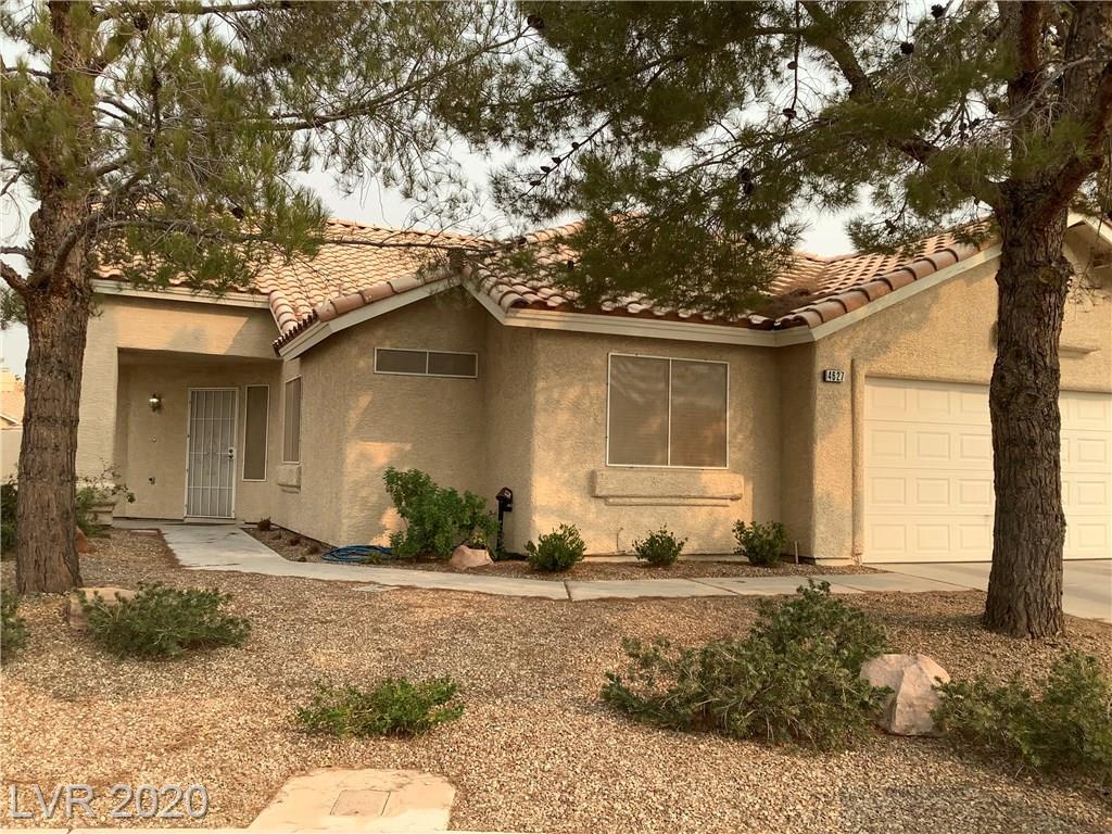 4627 Belcolla Lane Property Photo - Las Vegas, NV real estate listing