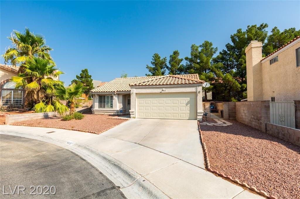 9616 Kinlock Court Property Photo - Las Vegas, NV real estate listing