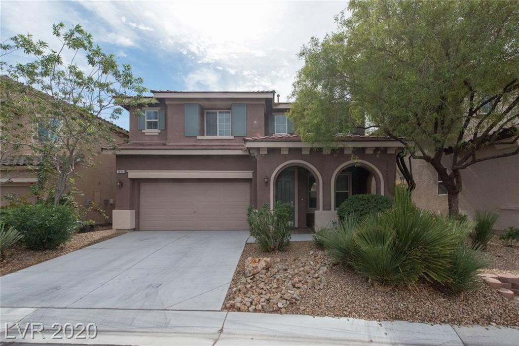 7879 Red Rock Ridge Avenue Property Photo - Las Vegas, NV real estate listing