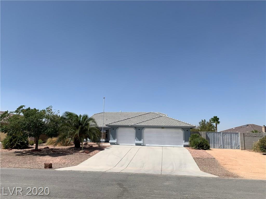 4820 Stoneham Street Property Photo - Pahrump, NV real estate listing